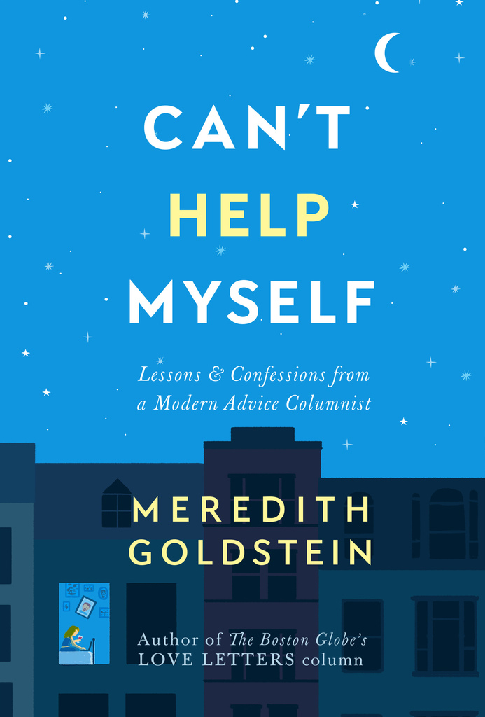 Cover of Meredith Goldstein's